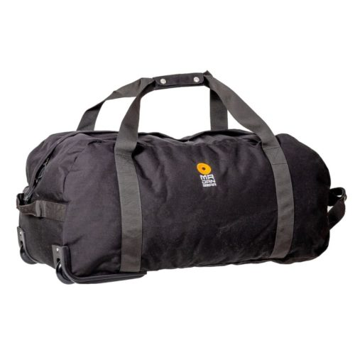 Bergrisar duffle on wheels