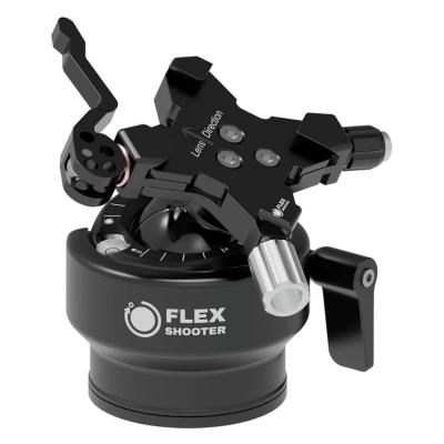 flexshooter pro lever black ballhead